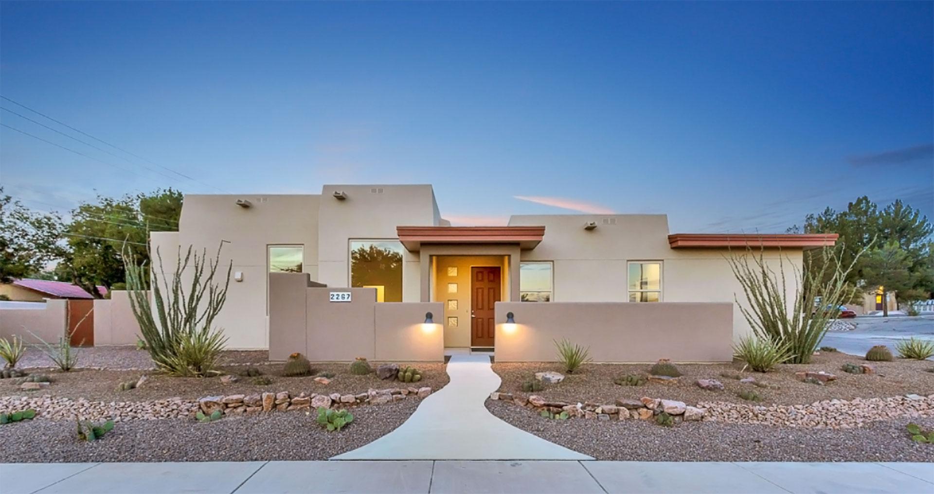 custom home design and build las cruces new mexico