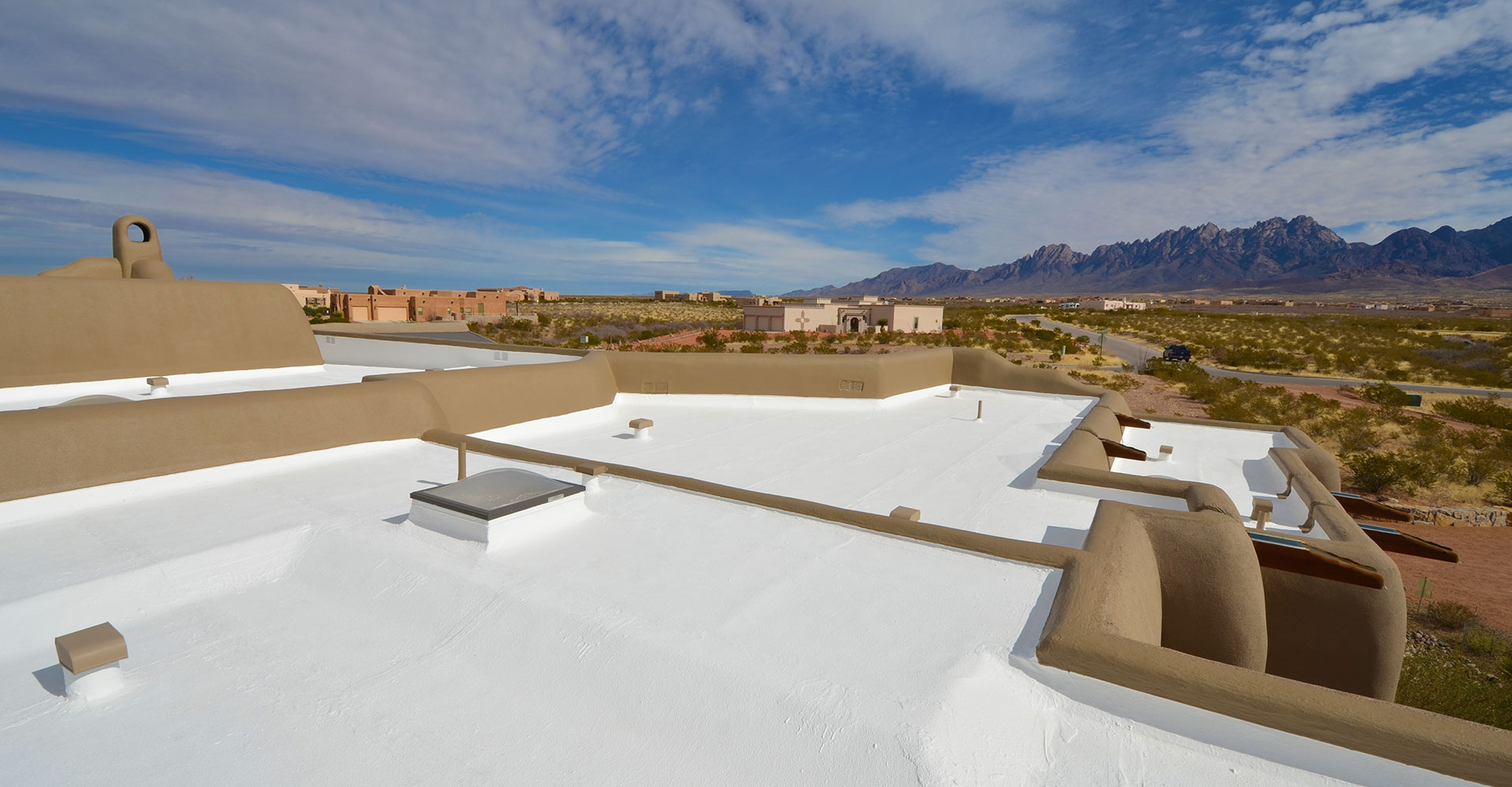 weatherproof roof coating las cruces new mexico